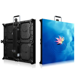 China Conference  Indoor Full Color LED Display 32 Scan Mode For Back Stage Background supplier