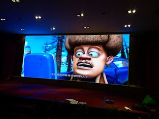 China Wide Viewing Angle Led Advertising Board , Full Color Outdoor Led Display Screen supplier