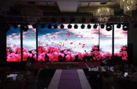 China Outdoor Full Color Led Display Energy Saving , P3.91 P4.81  HD Led Stage Display Screen factory