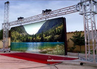 China High Brightness Outdoor Rental LED Display SMD 2727 1/13 Scan Mode 38.5W company