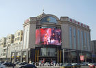 Automatic Switch Outdoor Advertising LED Display P10 Single Color Led Publicity Panel