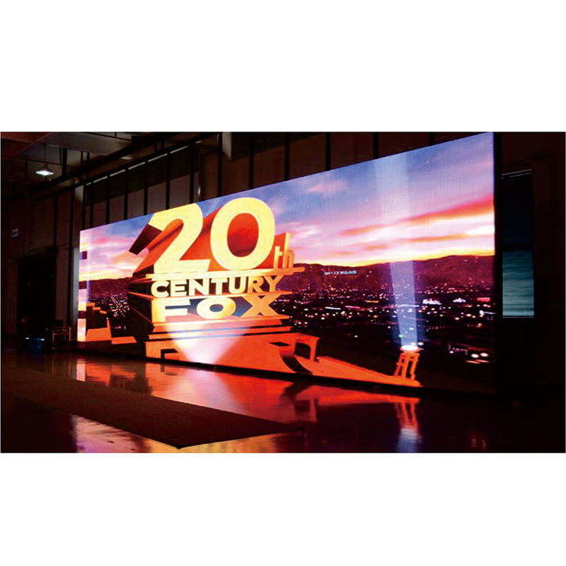 china high resolution indoor led video wall smd p2 full color led display for traffic