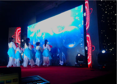 China Custom P7.62mm SMD Indoor Rental Led Screen High Brightness Clear Vivid Image factory
