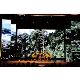 China Ultra Thin SMD P3 Indoor Rental Led Screen 192mm * 192mm For Back Stage Background factory