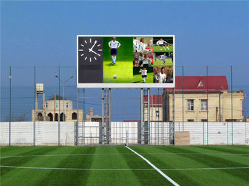 China waterproof full color P4 led display panel / module 64*32 p4 led video board distributor