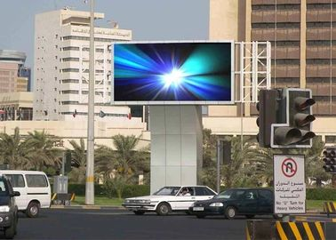 China Module 160 x 160mm Outdoor LED Video Wall 10mm Pixel Pitch Waterproof factory