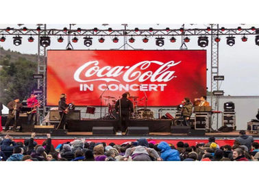 China High Brightness Outdoor Rental LED Display SMD Rental Screen P5 Constant Drive distributor