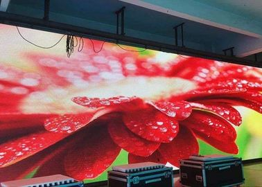 China High Definition Rental Led Display Screen , P3 P4 P5 Led Digital Advertising Display factory