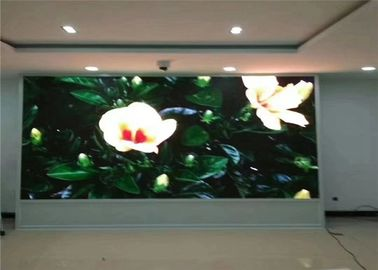 China P1.5625 Small Pixel Pitch LED Display Module Size 200mm*100mm High Antistatic distributor