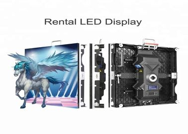 China SMD2121 Indoor Rental Led Screen P3 High Refresh 192*192 2 Years Warranty distributor