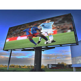 China SMD2727 Advertising Outdoor Video Display Screens P6 MTBF ≥100000hours distributor