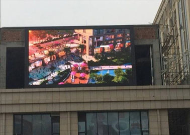 China 1R1G1B Advertising Led Display Screen , Led Panel Screen Brightness 5500-6000 1/8 Scan Mode distributor