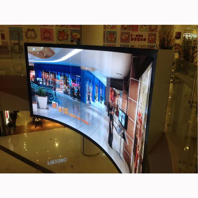 Led Wall Screen Display Outdoor , Football Stadium 4 Scan Smd Led