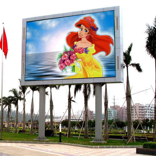 Commercial Outdoor LED Video Display , Led Advertising Board