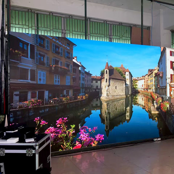 High resolution  P2mm Fixed use SMD indoor LED display sign for stage led display for advertising video wall